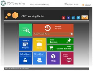cdtlearning-portal
